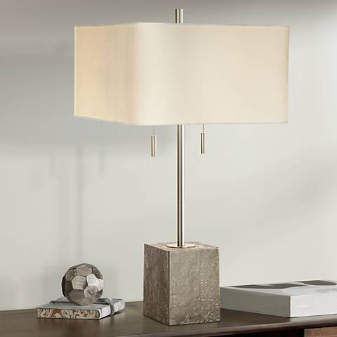 "Kathy Ireland 30"" High Riverside Table Lamp"