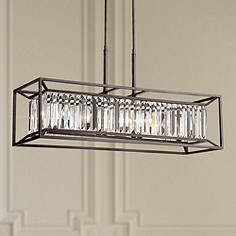 kitchen lighting led large 31 in wide and up contemporary chandeliers 2189