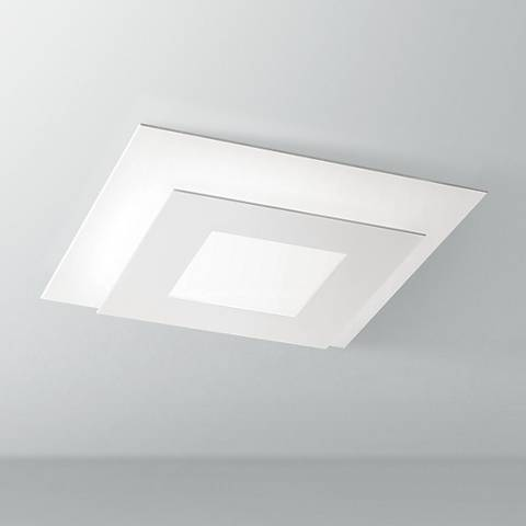 Sonneman offset 15w textured square led ceiling light 8r347 sonneman offset 15w textured square led ceiling light aloadofball