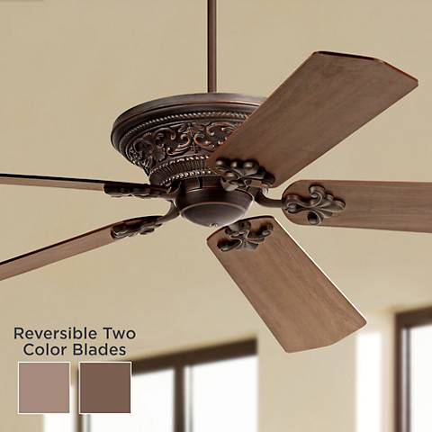 "70"" Casa Vista Del Sol Oil-Rubbed Bronze Ceiling Fan"