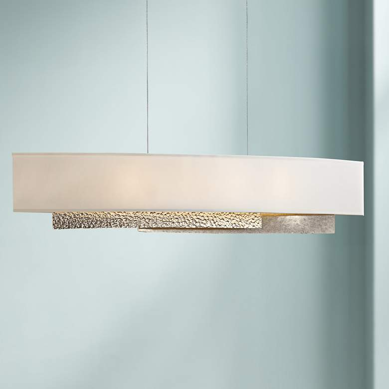 "Hubbardton Forge Oceanus 42"" Wide LED Gold Linear"