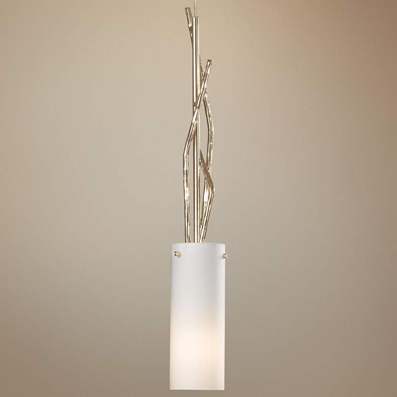 "Hubbardton Forge Brindille 21"" High Soft Gold Mini"