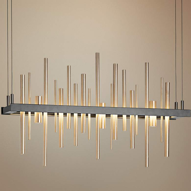 "Hubbardton Forge Cityscape LED 25 1/2""W Soft Gold"