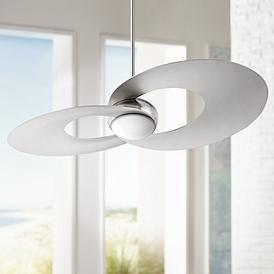 52 Innovation Brushed Nickel Led Ceiling Fan