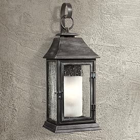 Feiss Rustic Lodge Outdoor Lighting Lamps Plus