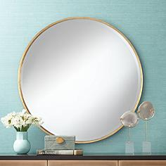 Wall Mirrors - Decorative Wall Mirror Designs | Lamps Plus