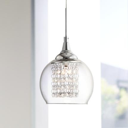 Possini Euro Encircled Crystal Lighting Collection