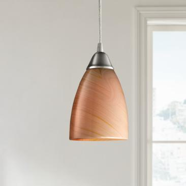 Pierra Collection Sandy Mini Pendant Chandelier