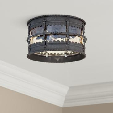 "Mallorca Collection 12 1/2"" Wide Ceiling Light"