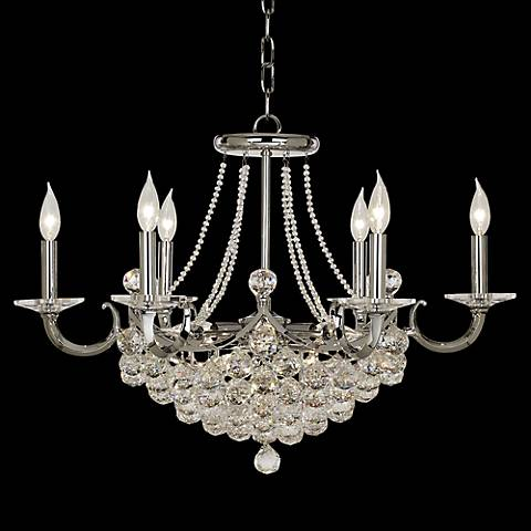 James R. Moder Granada Imperial Style Crystal Chandelier