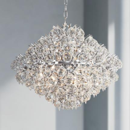 Vienna Full Spectrum Essa Crystal Lighting Collection