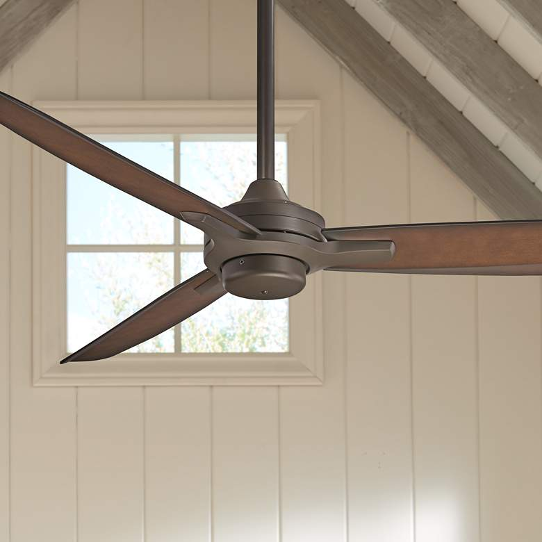 "52"" Minka Aire Rudolph Oil-Rubbed Bronze Ceiling Fan"
