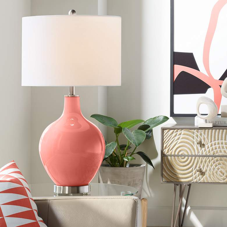 Coral Reef Ovo Table Lamp