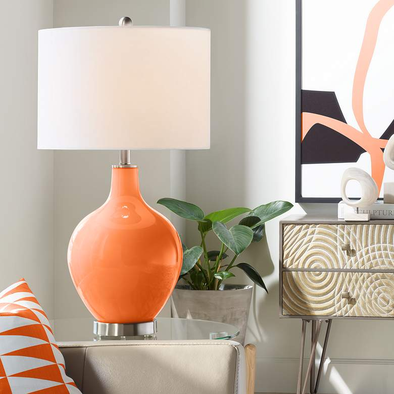 Invigorate Ovo Table Lamp