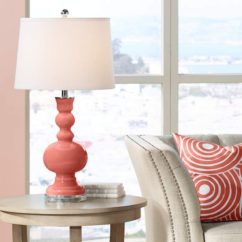 Coral Reef Apothecary Table Lamp