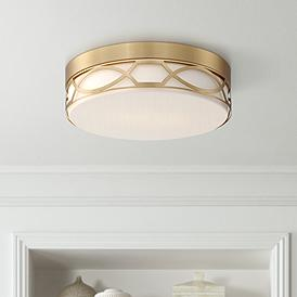 Close to Ceiling Light Fixtures - Decorative Lighting | Lamps Plus