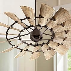 Large ceiling fans without lights lamps plus 60 aloadofball Gallery