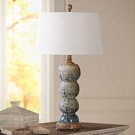 Uttermost Rustic Lodge Table Lamps Lamps Plus