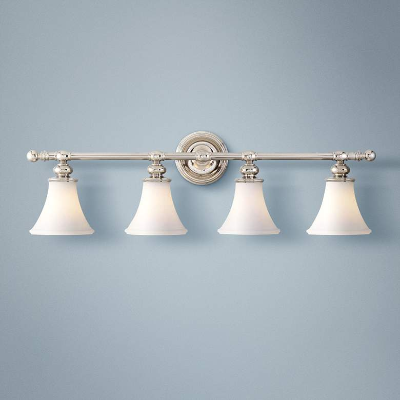"Weston Collection 33 3/4"" Wide Bath Light Fixture"