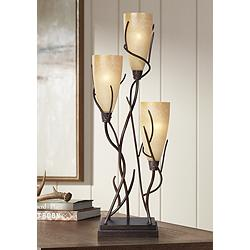 El Dorado 3-Light Uplight Table Lamp