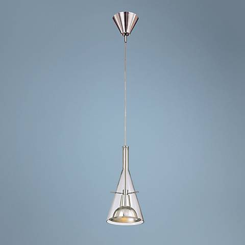 George Kovacs Clear Glass Mini Pendant Light