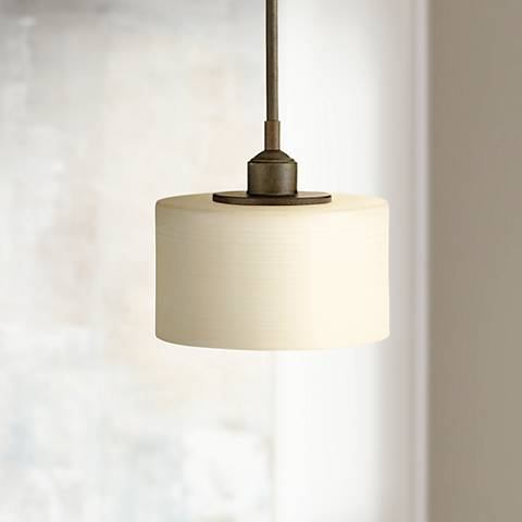 "Feiss Sunset Drive Collection 8"" Wide Mini Pendant Light"