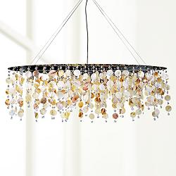 "Seaside Dreams 38"" Wide Pendant Chandelier"