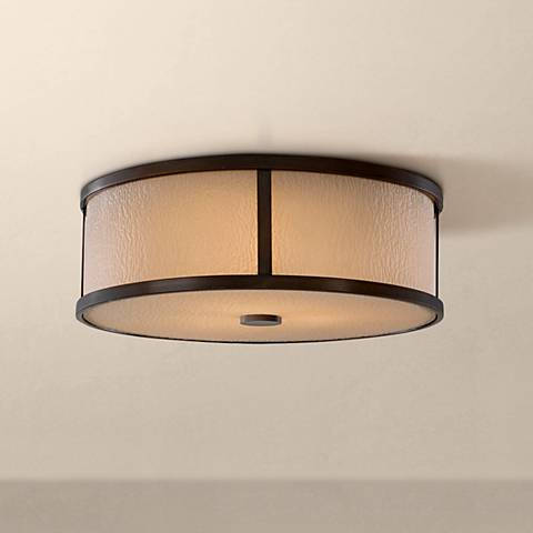 "Feiss Preston Collection 14"" Wide Ceiling Light"