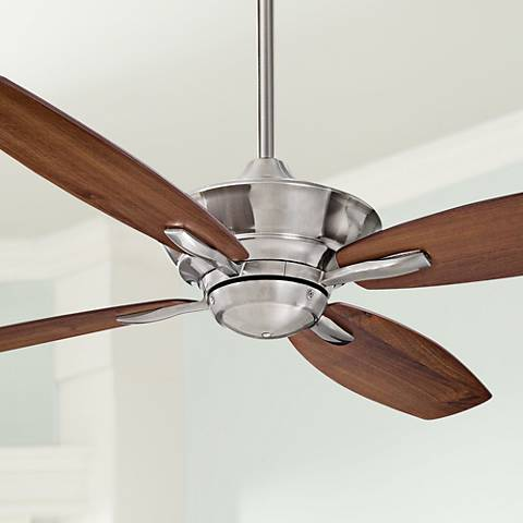 "52"" Minka Aire New Era Energy Star Brshd Nickel Ceiling Fan"