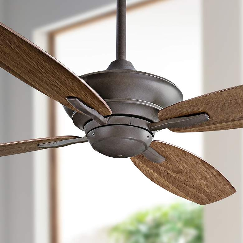 Rustic Lodge Ceiling Fan With Light Kit Ceiling Fans