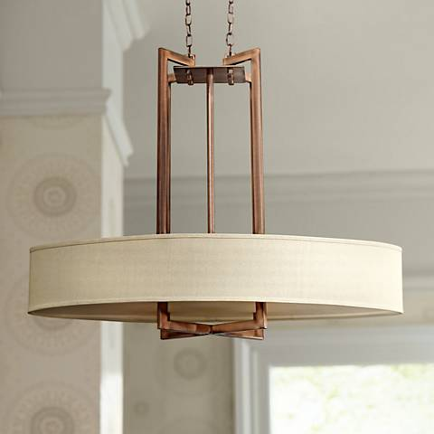 "Hinkley Hampton Collection 40"" Wide Pendant Light"