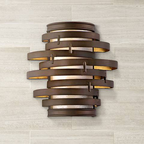 "Vertigo 10"" High Wall Sconce"