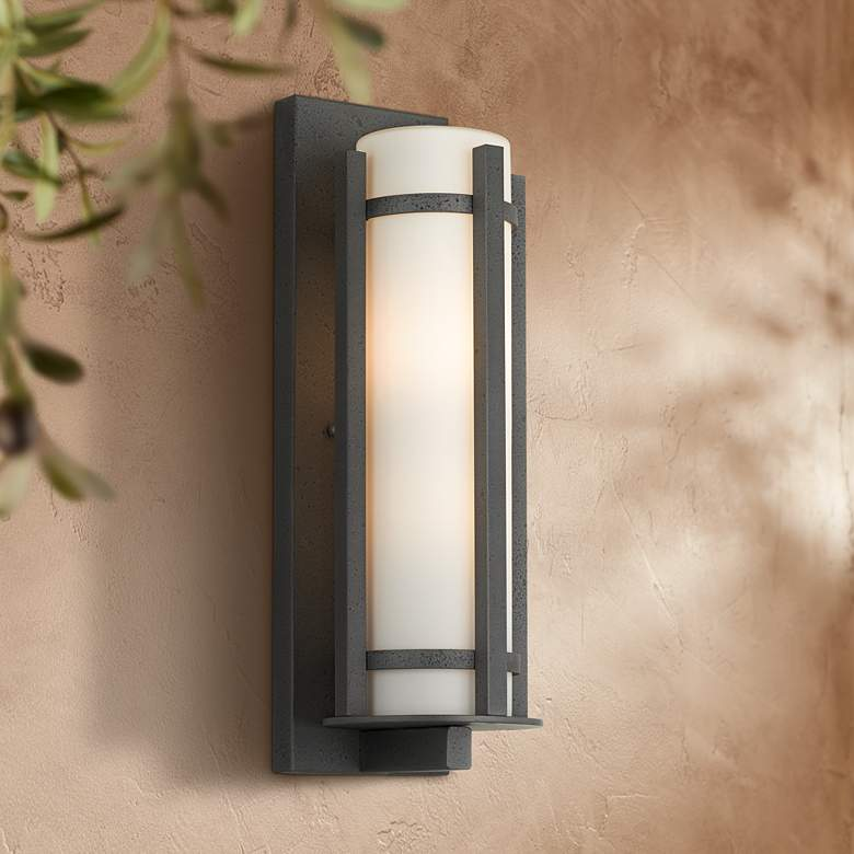 "Kichler Camden 19 1/2"" High Outdoor Wall Light"