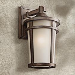 "Atwood Collection 14 1/2"" High Outdoor Wall Light"