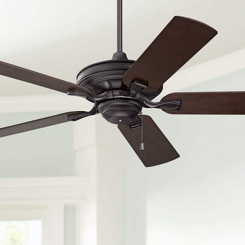 "52"" Emerson Carrera Bella Oil Rubbed Bronze Ceiling Fan"