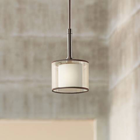Kichler Lacey Collection Mini Pendant Light