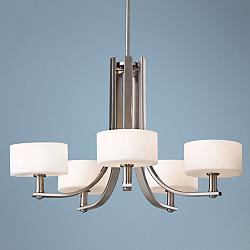 "Feiss Sunset Drive 26 3/4"" Wide Chandelier"