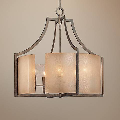 "Minka Clarte Collection 24"" Wide Pendant Chandelier"