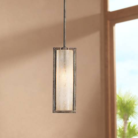 "Minka Clarte Collection 5"" Wide Mini Pendant Light"