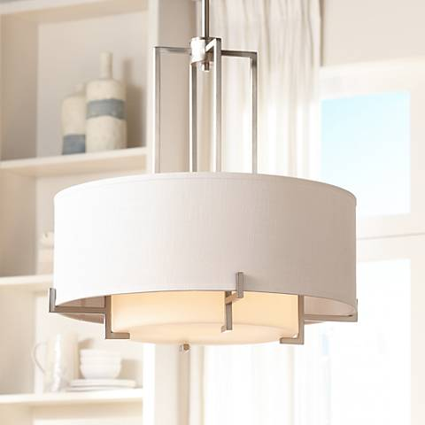 "Possini Euro Design Concentric Shades 25"" Wide Pendant Light"