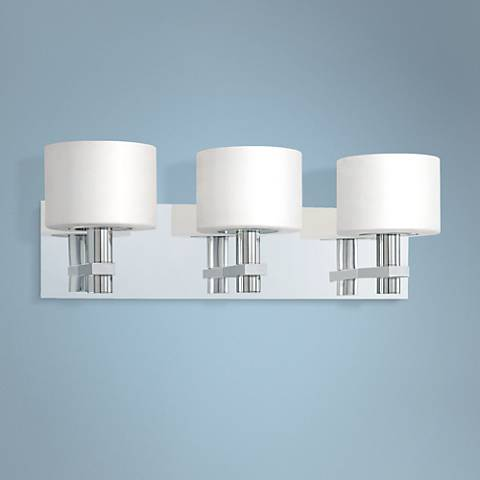 "George Kovacs Stem 21"" Wide Bathroom Wall Light"