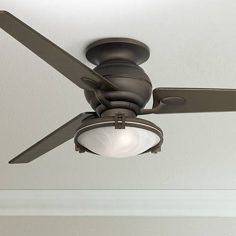 "60"" Spyder™ Oil Rubbed Bronze Ceiling Fan"