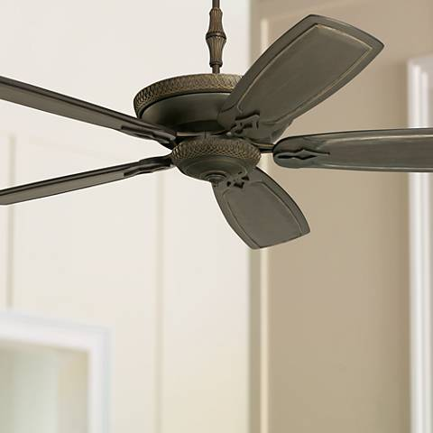60 emerson monaco golden espresso ceiling fan r5301 lamps plus 60 emerson monaco golden espresso ceiling fan mozeypictures Choice Image