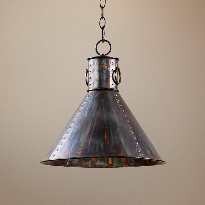 "Uttermost Albiano 15"" Wide 1-Light Pendant"