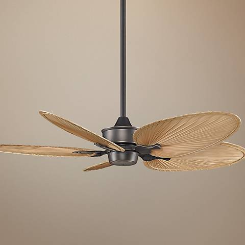 "52"" Fanimation Islander™ Bronze Accent Ceiling Fan"