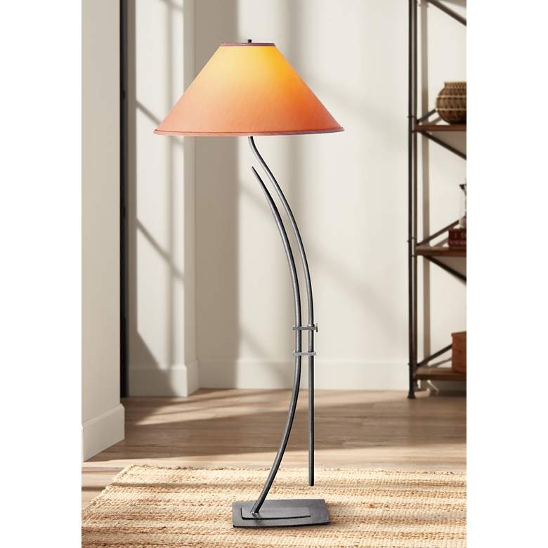 Hubbardton Forge Metamorphic Contemporary Floor Lamp