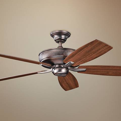 "52"" Monarch II Energy Star Oil Brushed Bronze Ceiling Fan"