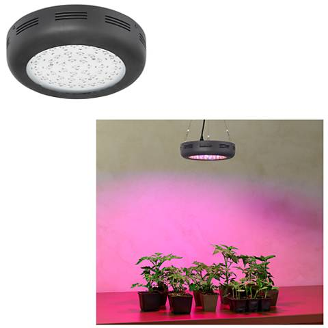Tesler 90 Watt Indoor Plant Round LED Grow Light