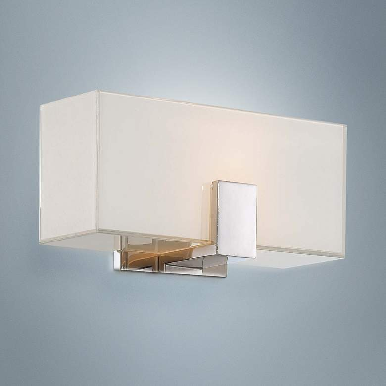 George Kovacs Modern Mission 13 1 2 Quot High Ada Wall Sconce
