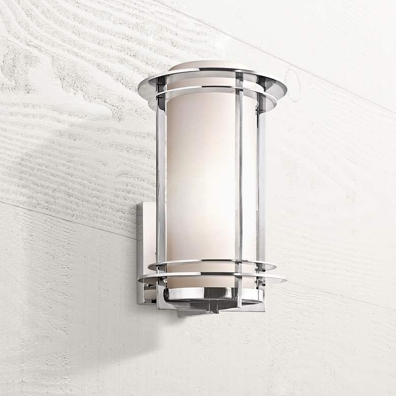 Kichler Pacific Edge 13 Marine Grade Steel Outdoor Sconce